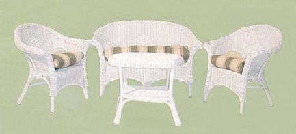 Kids Wicker Furniture Wicker Baby Bassinet Child Rocker