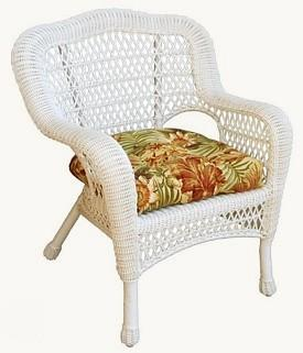 Wicker Cushions Outdoor Replacement Cushions
