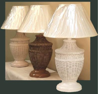 Wicker Lamps Wicker Lamp Shades Hanging Lamps