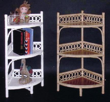 Wicker Storage Shelves Wicker Corner Cabinet Tall Shelf