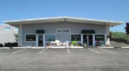 Storefront Photo of Mystic Wicker Furniture Store